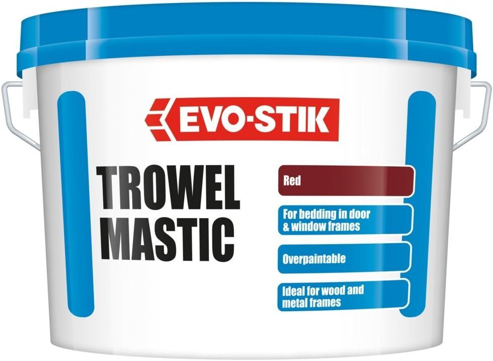 Worldwide Mastic Trowel 6.3//4 x 3//4