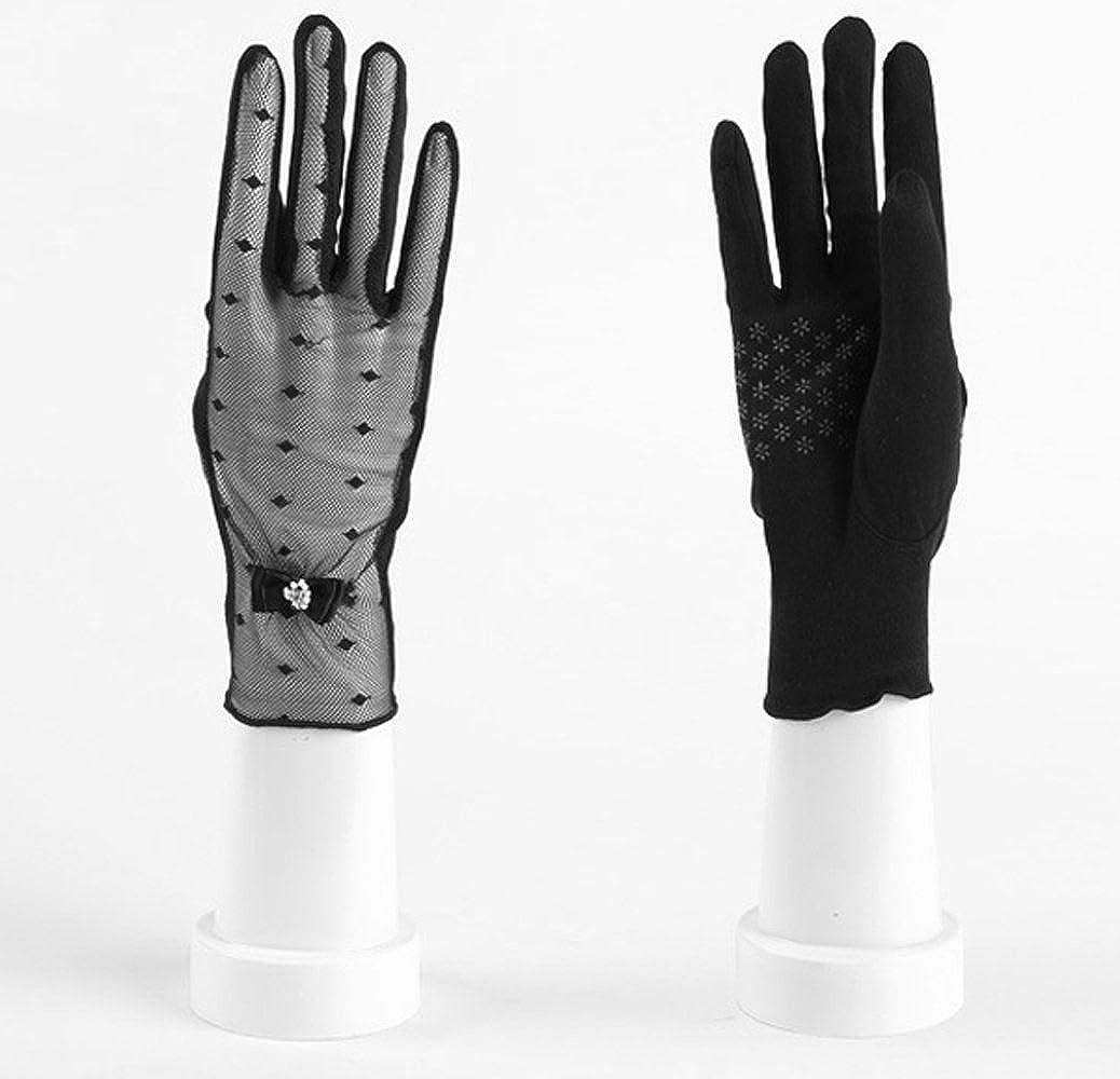 Wei/ß Sumind 3 Paar Handgelenk L/änge Handschuhe Damen Kurze Satin Handschuhe Opera Kurze Handschuhen f/ür die Hochzeitsgesellschaft der 1920er Jahre
