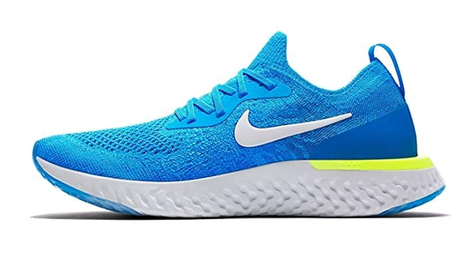 separation shoes 06442 266c3 Amazon.com | Nike Kids Epic React Flyknit GS Youth Running ...