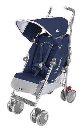 Maclaren Techno XT - Silla de paseo, color azul
