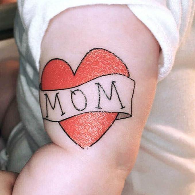 KITT Love - Juego de 12 Pegatinas para Padres y Madres, diseño de ...