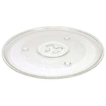hoststylez microondas placa de cristal bandeja, microondas horno ...