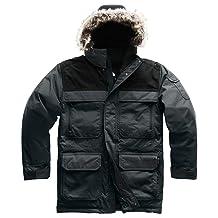 The North Face Men's McMurdo Parka III Asphalt Grey-L