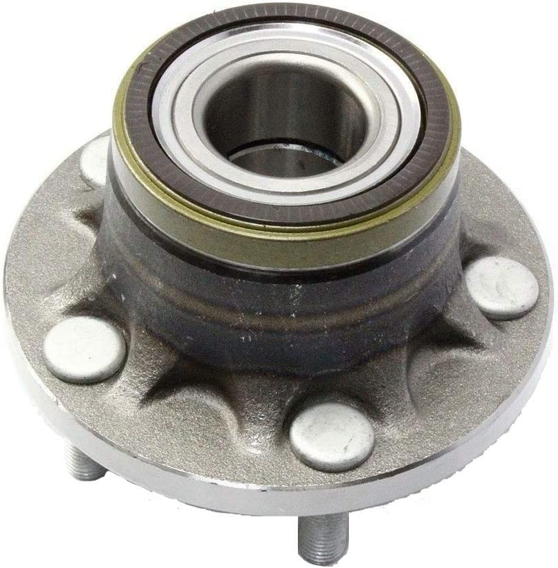 PAIR FRONT Wheel Hub /& Bearing For FORD TRANSIT CONNECT 2010-2013