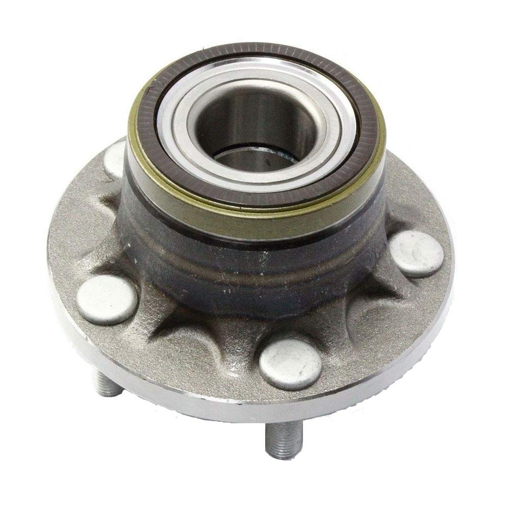 Bodeman Pair 2 Rear Wheel Hub /& Bearing Assembly for 2010 2011 2012 2013 Ford Transit Connect