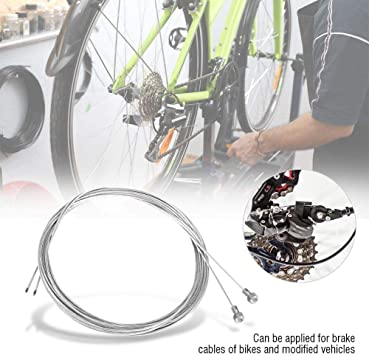 VGEBY1 Fahrradbremsrohr Fahrradbremsseil Drahtseilschlauch f/ür Fahrradbremszubeh/ör