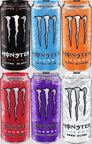 Top recommendation for monster energy violet zero ultra