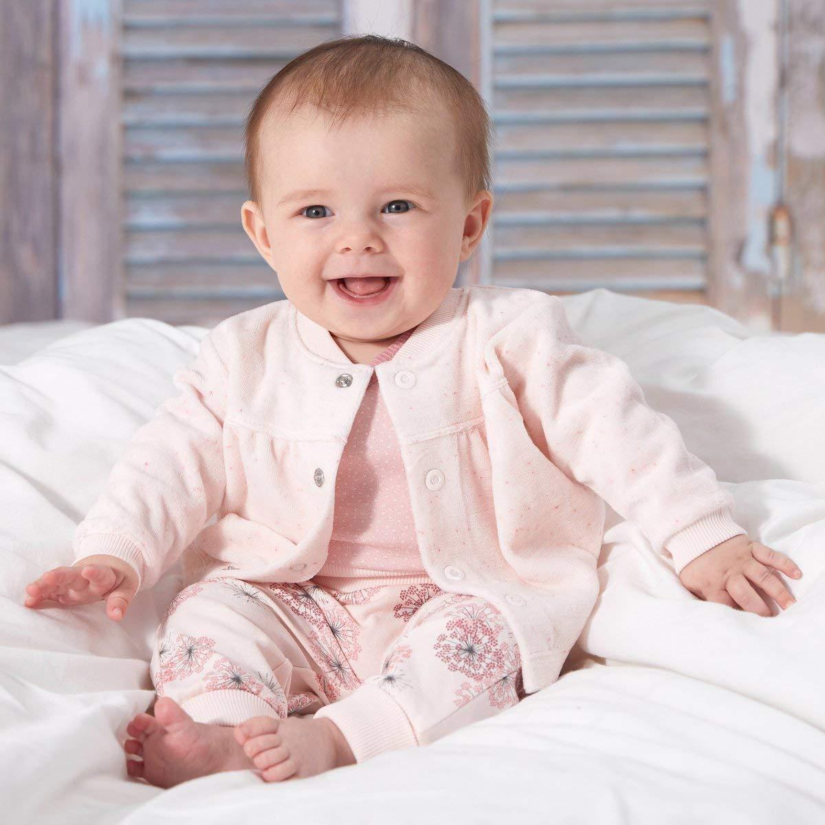 Fixoni Baby-M/ädchen Into Pants-Oekotex Pullover