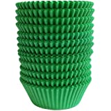 Warmparty Baking Cups Cupcake Liners, Standard Sized, 300 Count (Green),