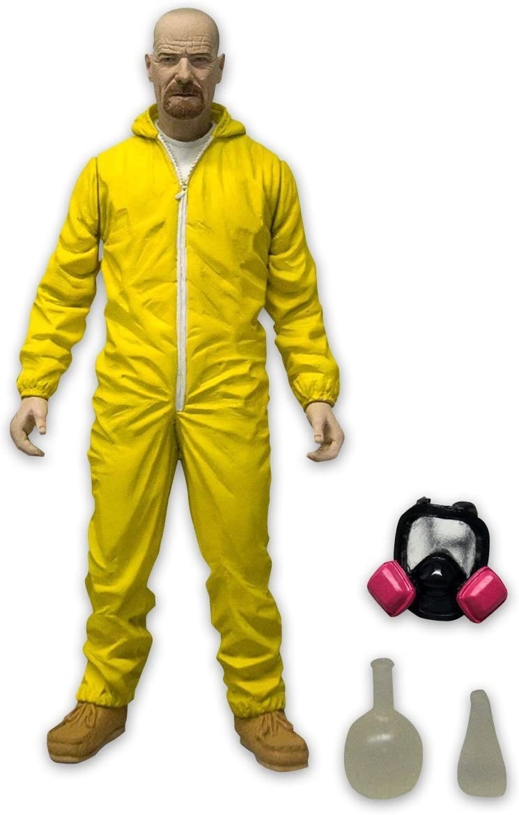 Amazon.com: Breaking Bad Collectibles- Walter White and Gus Fring ...