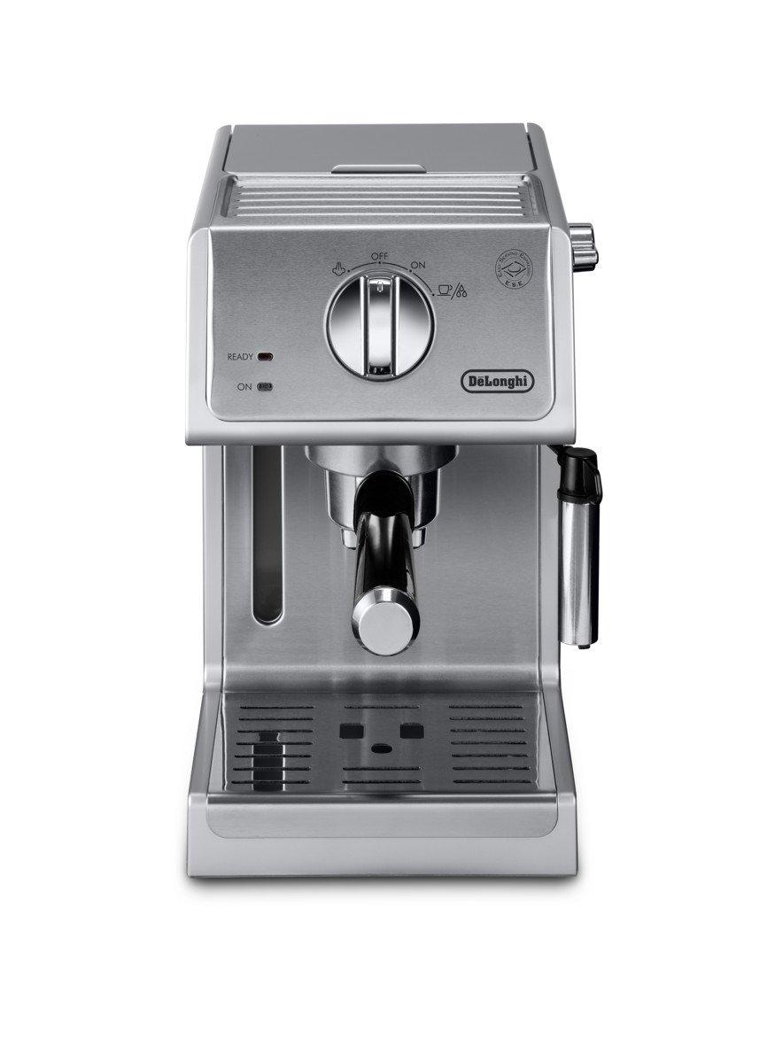 De'Longhi ECP3620 15 Bar Espresso Cappuccino Machine, Silver by De'Longhi