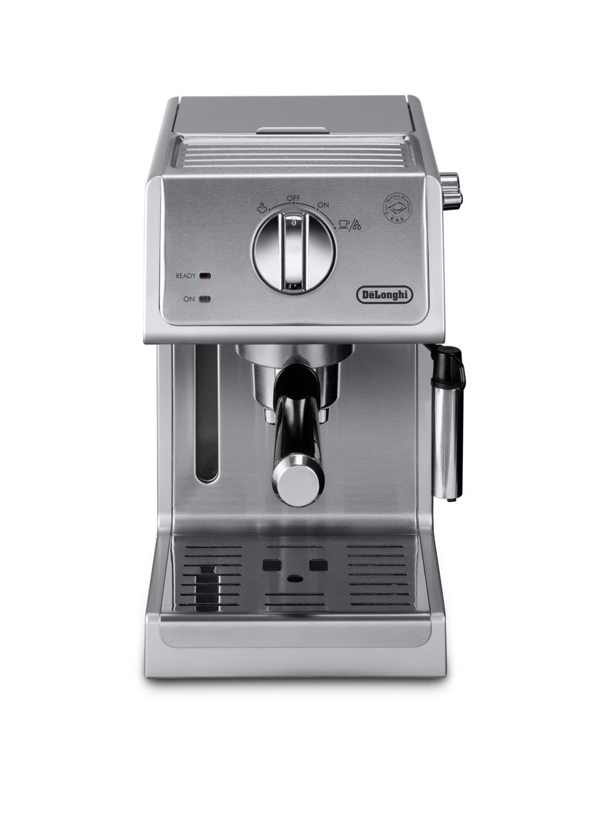 De'Longhi ECP3620 15 Bar Espresso Cappuccino Machine Silver