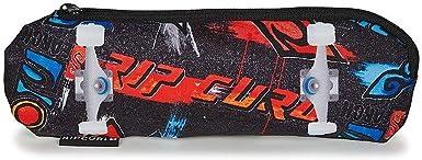 Rip Curl Skate Estuche Negro: Amazon.es: Zapatos y complementos