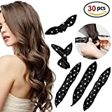 Best Rollers For Long Hairs - 30pcs Night Sleep Foam Hair Curler Rollers, Soft Review