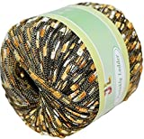 Twinkly Ladder Trail Trellis Yarn 167 Yrds #801 Champagne