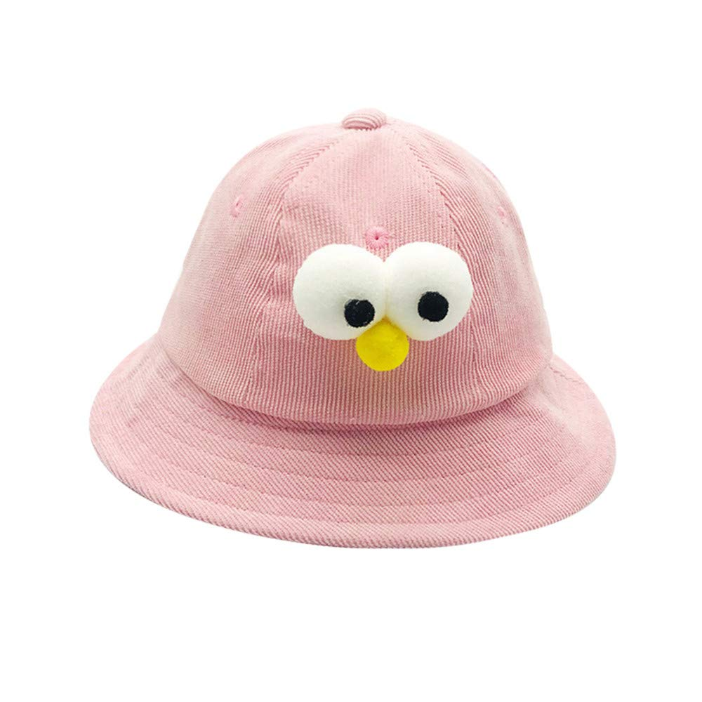 Longra ☂☂☞☞❤❤✈✈Toddler Kids Baby Boy Girl Patrón de pájaro Sombrero de Pescador de algodón Gorro de Invierno: Amazon.es: Ropa y accesorios