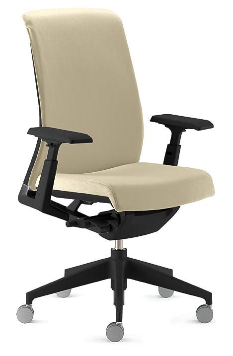 amazon com haworth very task chair adustable w lumbar 4d arms