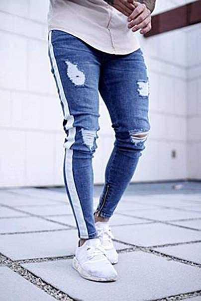 Amazon.com: Nelliewins 2019 - Pantalones vaqueros para ...