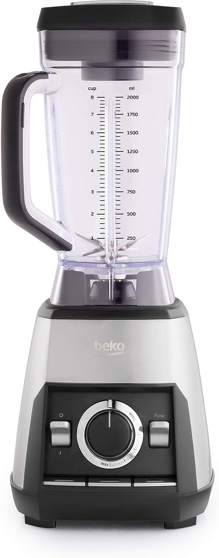 Beko 1,500-Watt Power Blender with 6 Stainless Steel Blades