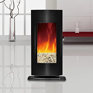 Amazon.com: Stonegate 00-AFS-540LC Novelle Electric Fireplace ...