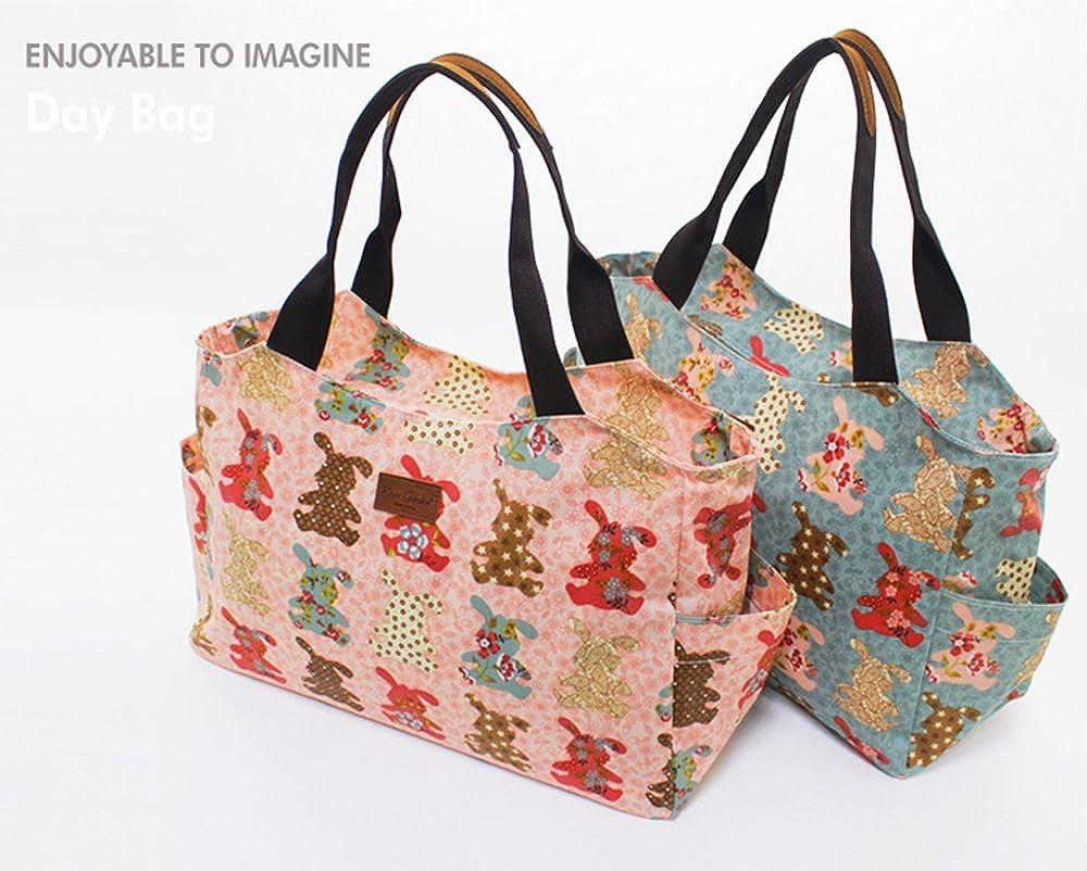 Rose Garden Womens Day-Bag Flower Illustration Pattern Duffel Boston Travel Bag Series Bany Bany - Pink