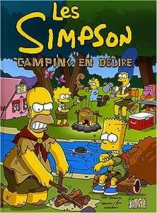 """Afficher """"Les Simpson n° 1 Camping en délire"""""""