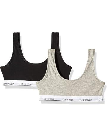 52a506c5f5196 Calvin Klein Girls  Kids Modern Cotton Bralette