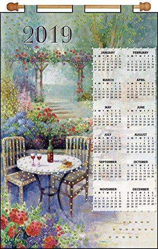 Romance 2019 Felt Calendar Romance Calendar