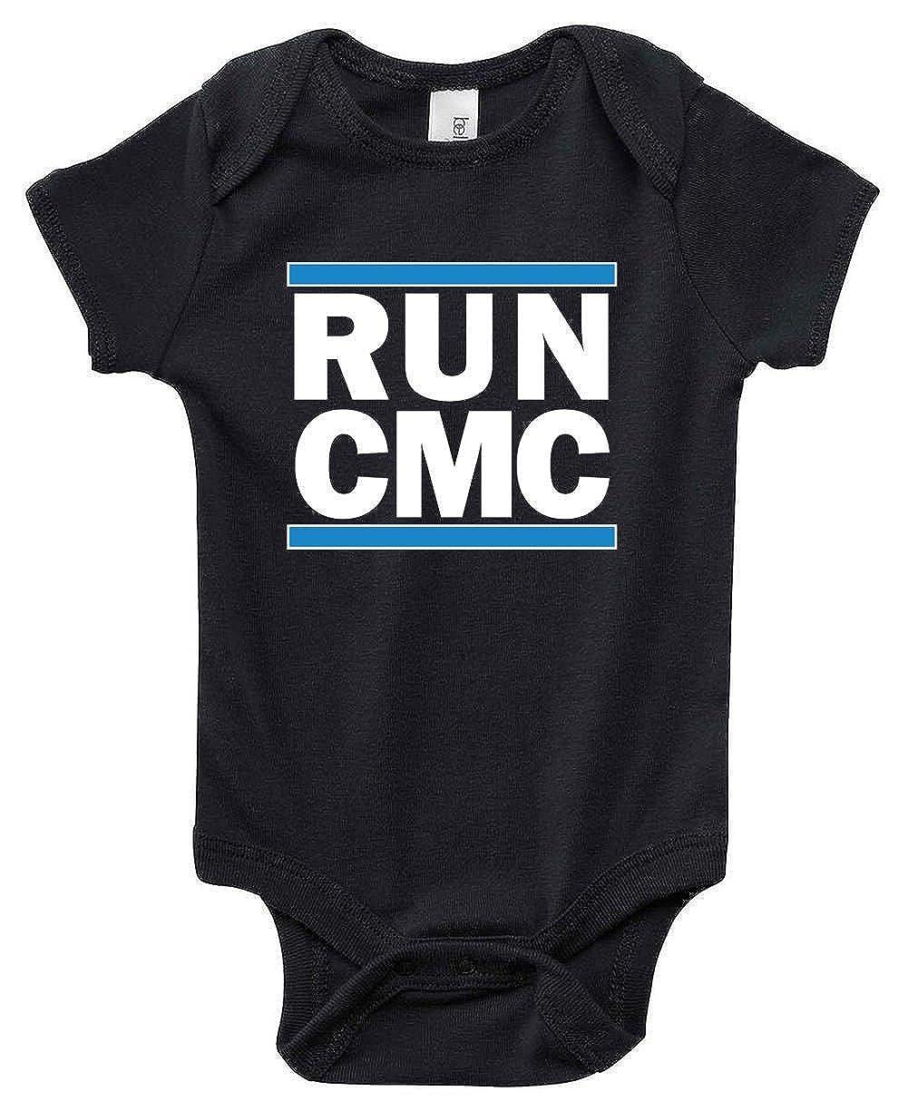 Black Carolina McCaffrey CMC Baby 1 Piece