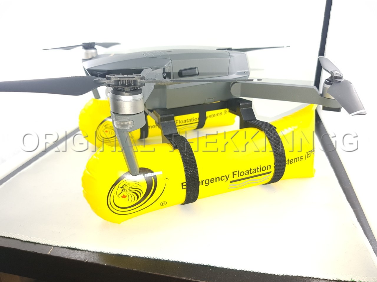 DJI Mavic pro Foldable WATER MOD protector Yellow EDITION DRONE ON WATER Travel Edition thekkiinngg