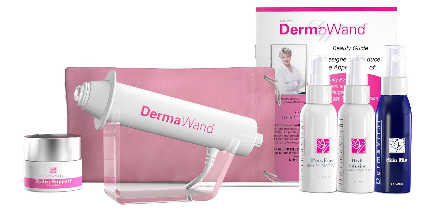 DermaWand Complete TV Kit - ANTI-AGING SYSTEM by Dermawand (Image #1)