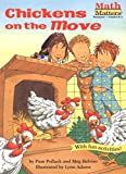 img - for [Chickens on the Move] (By: Pam Pollack) [published: January, 2002] book / textbook / text book