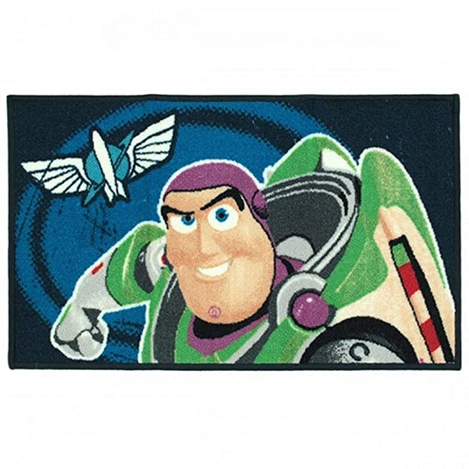 Disney Alfombra Disney A.L Toy Story Ts06 Azul//Multicolor size is not in selection ES