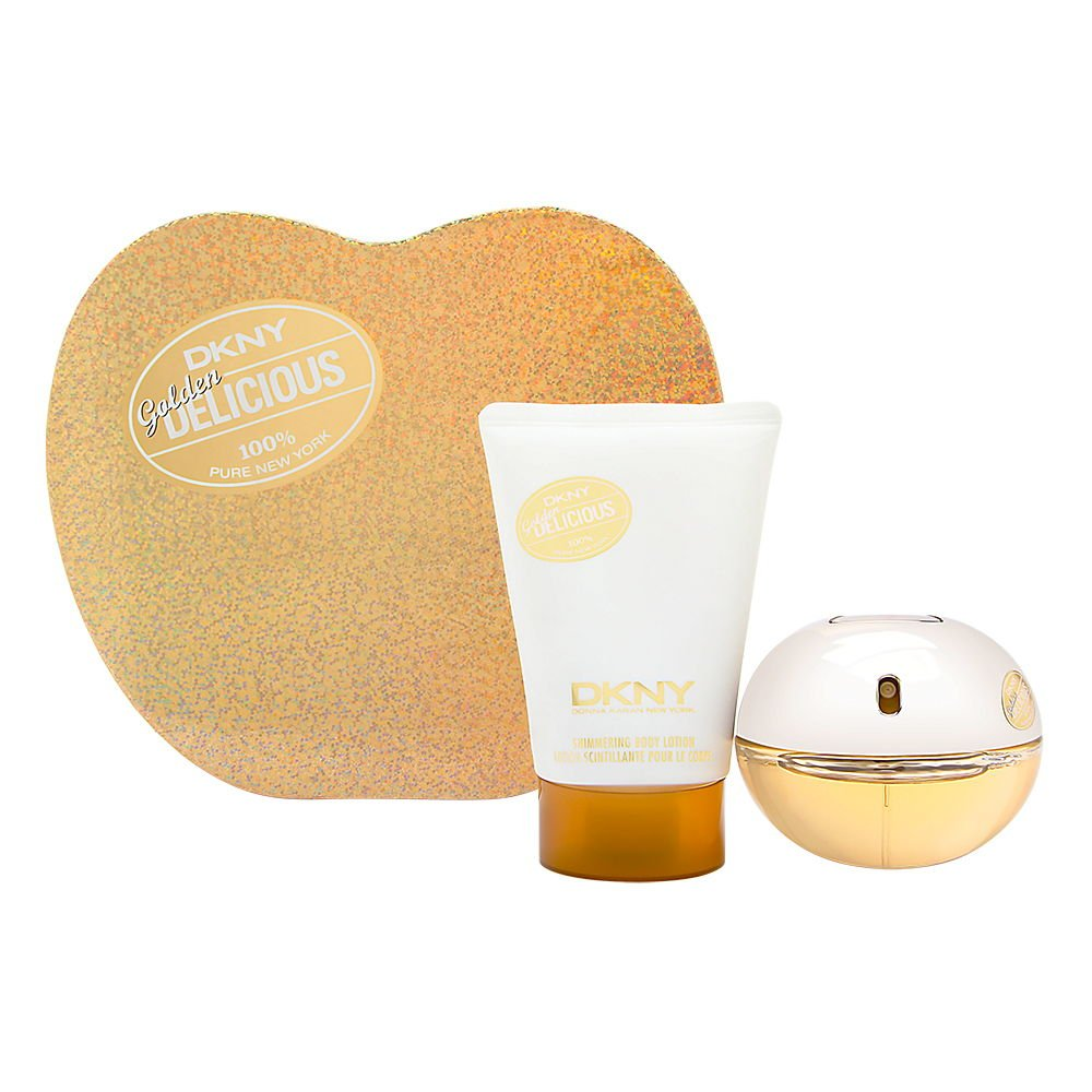 Amazoncom Donna Karan Golden Delicious Gift Set For Women Eau De
