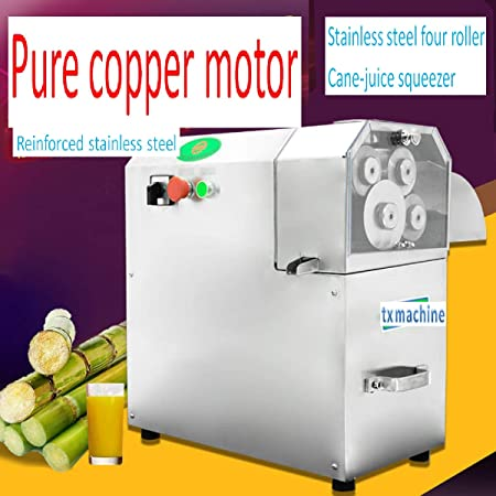 TX® 750 W máquina para caña de azúcar (zumo de caña de azúcar ...