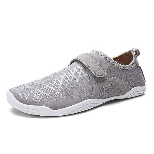 Zapatos de buceo para nadar para hombres Zapatos de playa Ligero y ...