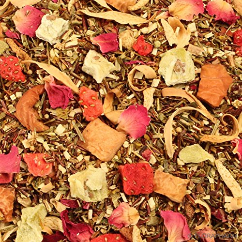 Grüner Honeybush Tee Feenduft - loser Tee 100 gr