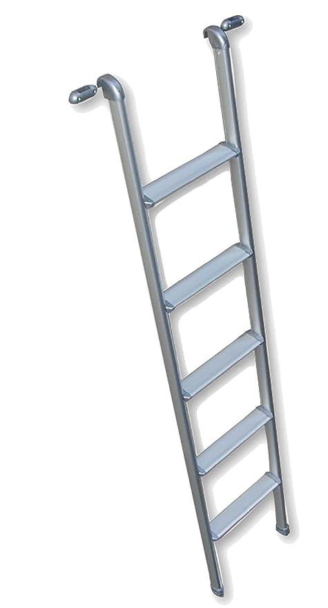 Scaletta Per Letto A Castello.Vecam Scaletta Per Mansarda Camper Alluminio H150x29 Cm Titta Con