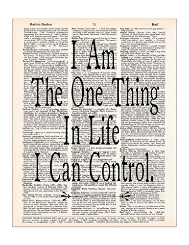 i-am-the-one-thing-in-life-i-can-control-hamilton-quote-dictionary-page-art-print-8x11-unframed