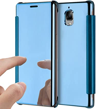 YSIMEE Funda ONE PLUS 3/ONE PLUS 3T,Carcasa Clear View Cover ...