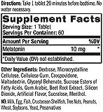 Natrol Melatonin Fast Dissolve Tablets, Helps You