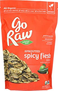 product image for Go Raw (NOT A CASE) Organic Spicy Seed Mix