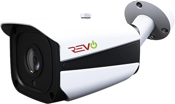 Revo America Aero HD 5 MP Indoor//Outdoor Bullet Camera with Varifocal Lens