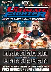 UFC : United States vs United Kingdom