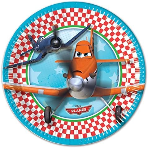 Tableware and Gift Bags Disney Planes Pack of 30 Party Bags and 40 Napkins