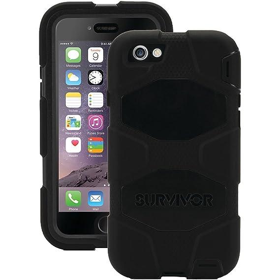 Amazon.com  Griffin Survivor All-Terrain iPhone 7 Case with Belt ... 229c4a66fe