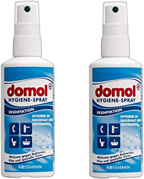 Cheminox Hygiene Desinfektionsmittel 2x 500ml Mit Pumpe