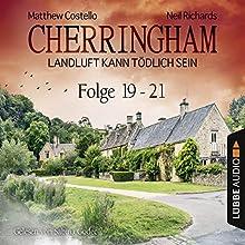 Cherringham - Landluft kann tödlich sein: Sammelband 7 (Cherringham 19-21) Audiobook by Neil Richards, Matthew Costello Narrated by Sabina Godec