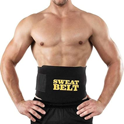 8ebde57ccd Image Unavailable. Image not available for. Color  Sweet Sweat Waist  Trimmer Belt ...