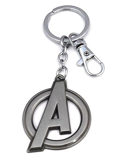 Gemelolandia Llavero Avengers Los Vengadores Logo: Amazon.es ...